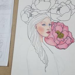 Loose Sketchbook 1